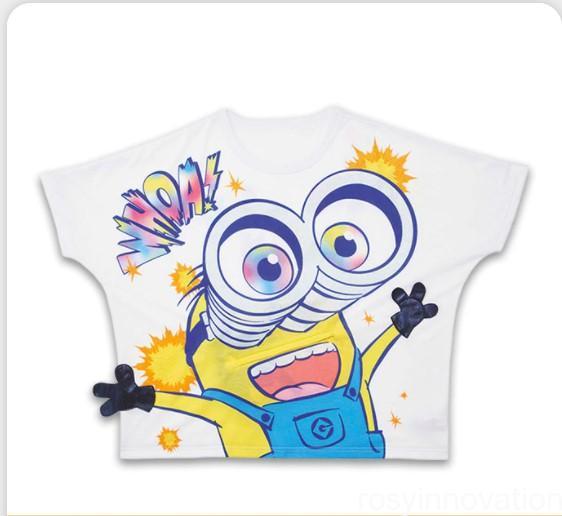 20周年グッズ ファッション Tシャツ ミニオン