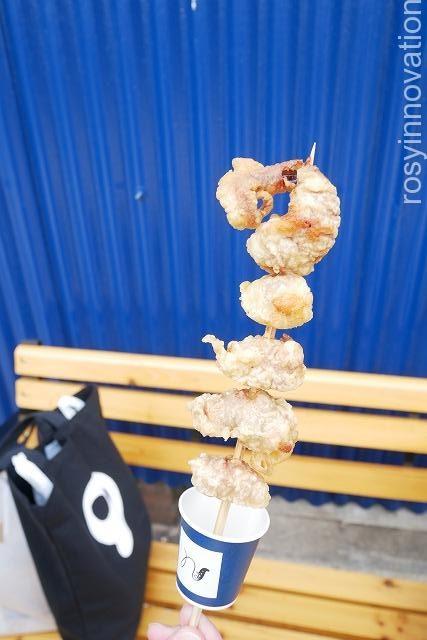 ナナフク児島 (10)タコ天ぷら串