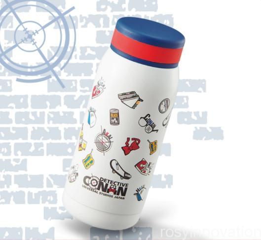 コナングッズ2021 雑貨 ステンレスボトル