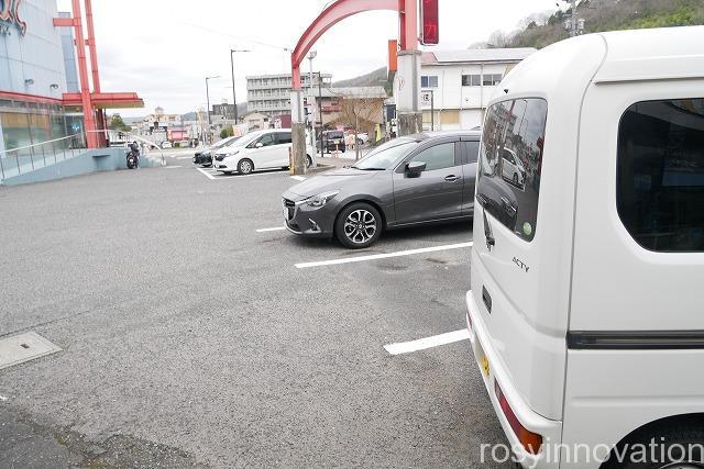 湯郷温泉レトロおもちゃ館 (54)駐車場