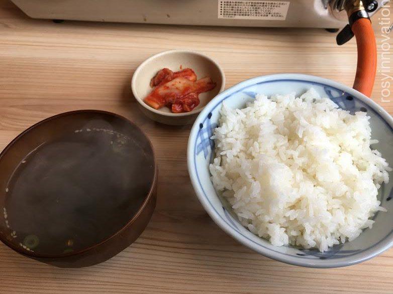 肉のさとう商店岡山ドーム前店 (11)平日ランチセット