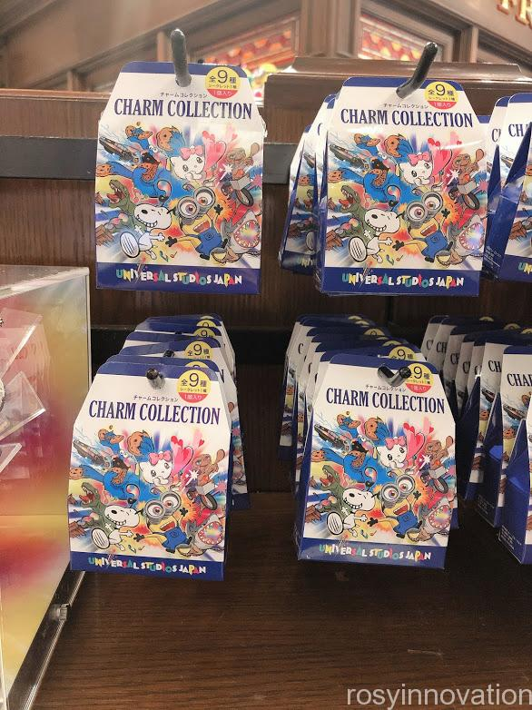 ユニバ20周年グッズ ユニコレ チャームコレクション箱