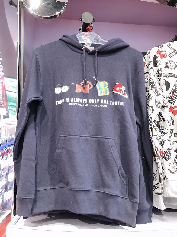 ユニバコナングッズ2021 ファッション パーカー