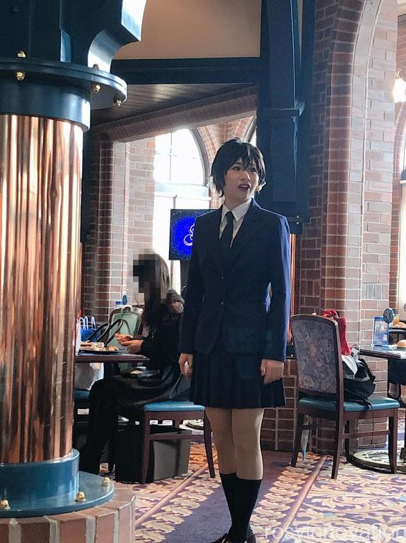 名探偵コナンミステリーレストラン2021 (7)世良ちゃん