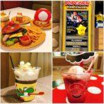 【USJ】マリオの食べ物フードマップまとめ☆場所やおすすめメニューは?