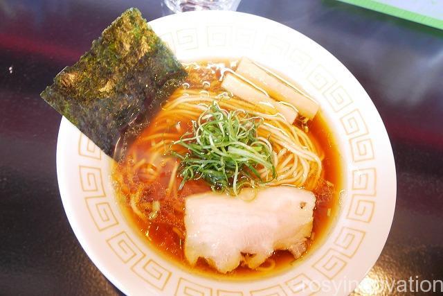 麺処おぐら (6)醤油ラーメン大盛り