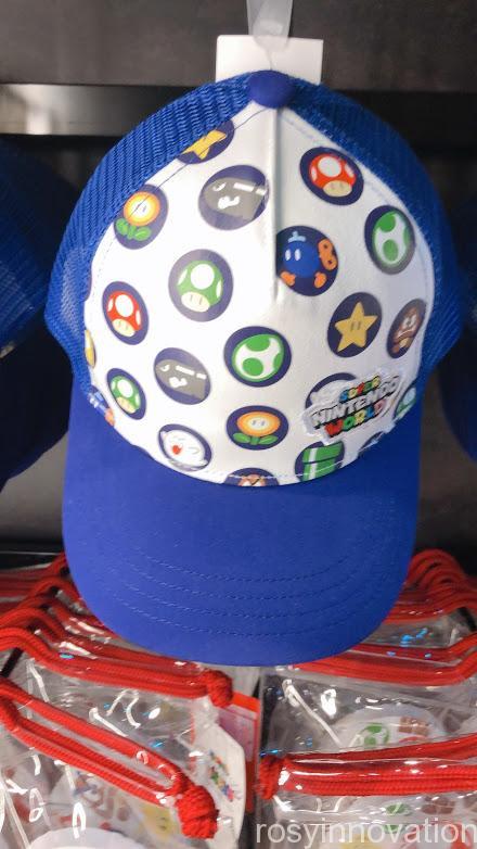 4.5マリオワンナップファクトリーグッズ ファッション 帽子メッシュ