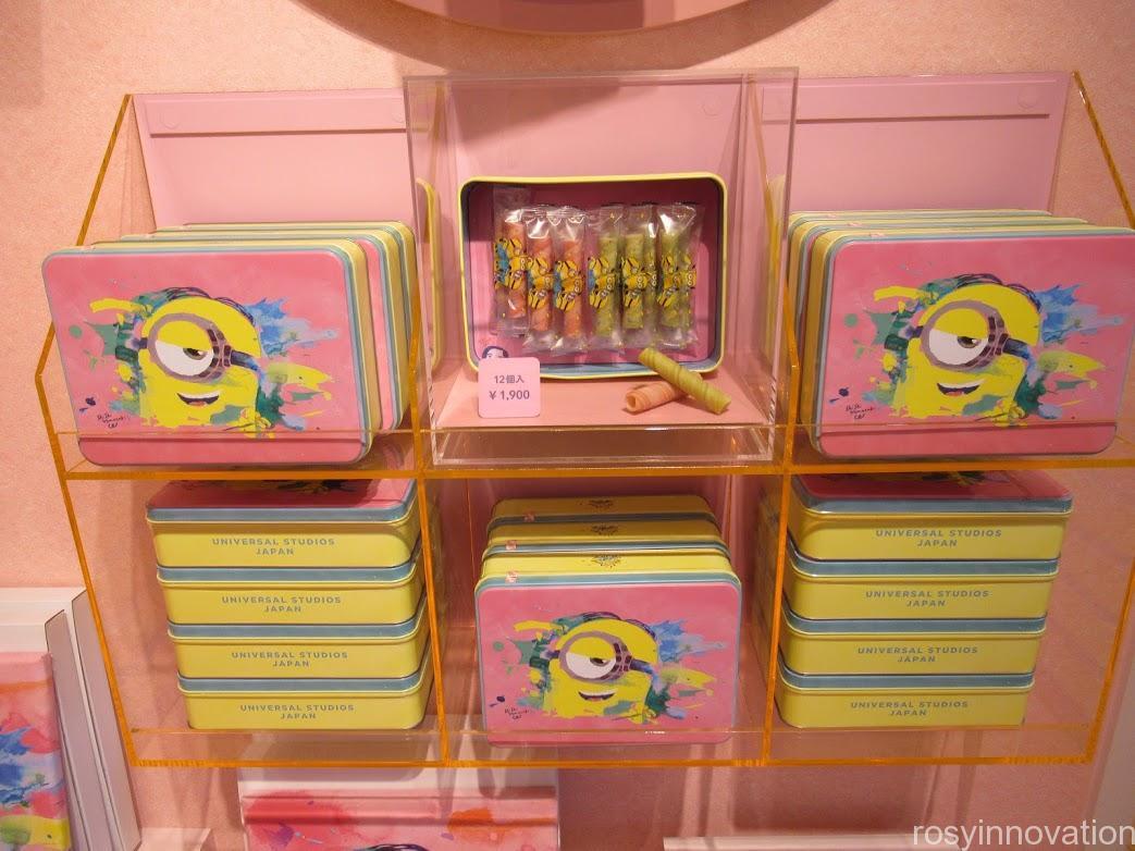 USJアーティストコラボグッズ シシヤマザキ1 お菓子缶