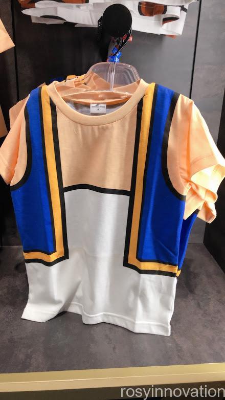 4.5マリオワンナップファクトリーグッズ ファッション Tシャツキノピオキッズ
