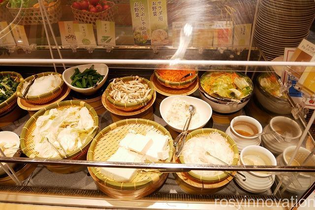 しゃぶ葉 倉敷八王寺店 (10)野菜