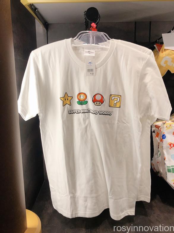 4.5マリオワンナップファクトリーグッズ ファッション Tシャツシンプル
