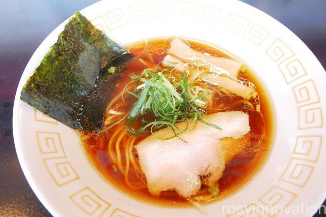 麺処おぐら (7)醤油ラーメン