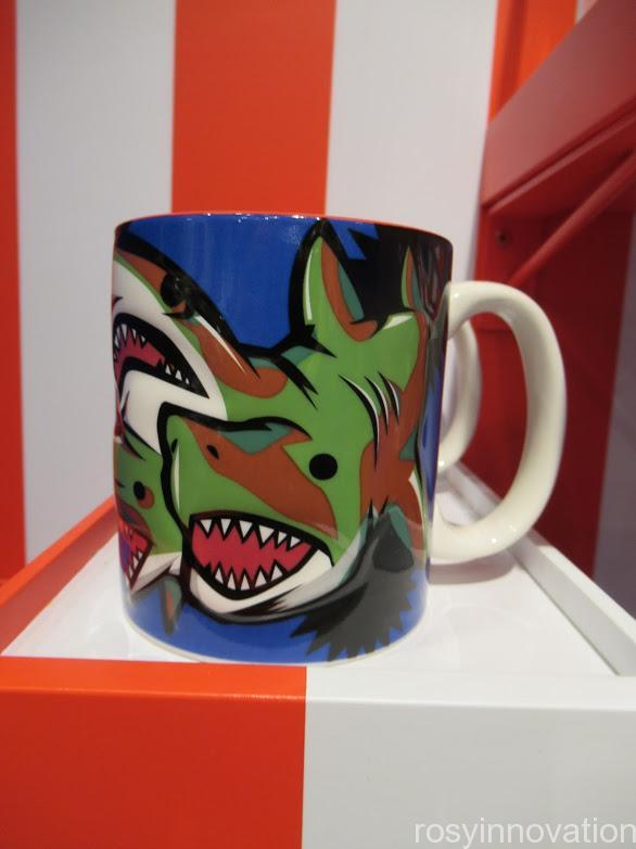 USJアーティストコラボグッズ くっきー マグカップ