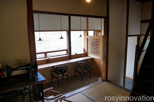 水辺のカフェ 三宅商店 (12)内装