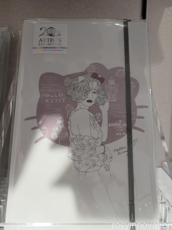USJアーティストコラボグッズ Kotoka Izumi ノート