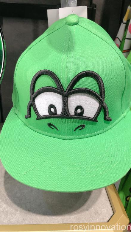 4.5マリオワンナップファクトリーグッズ ファッション 帽子ヨッシー