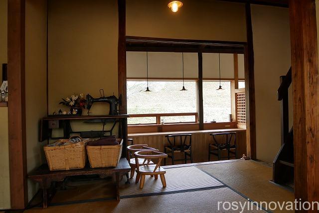 水辺のカフェ 三宅商店 (14)和カフェ