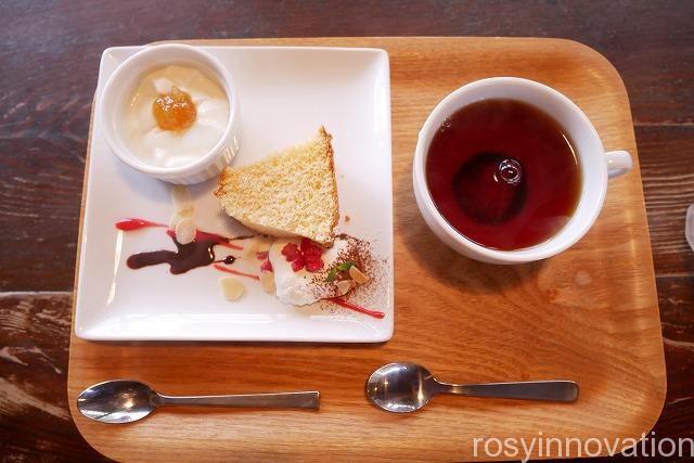水辺のカフェ 三宅商店 (21)デザートセット