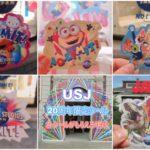 【USJ】20周年シールの種類と配布場所☆どこで貰える?NOリミットの掛け声は?