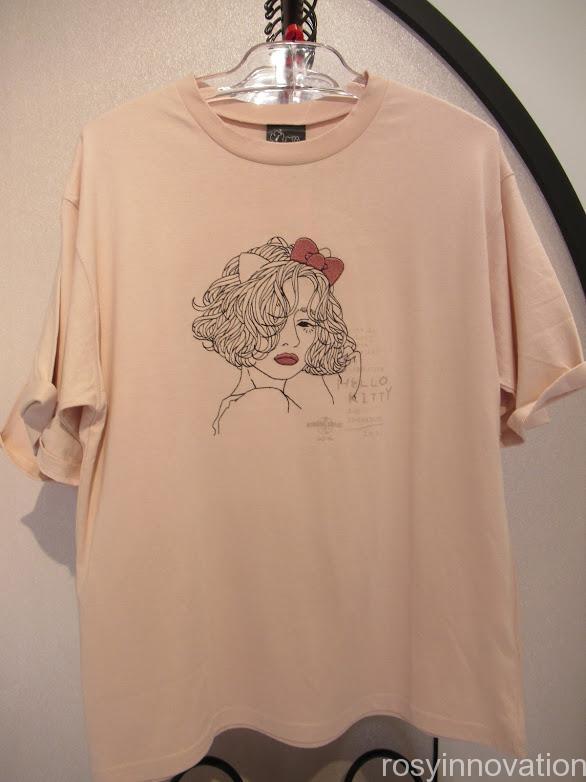 USJアーティストコラボグッズ Kotoka Izumi Tシャツ