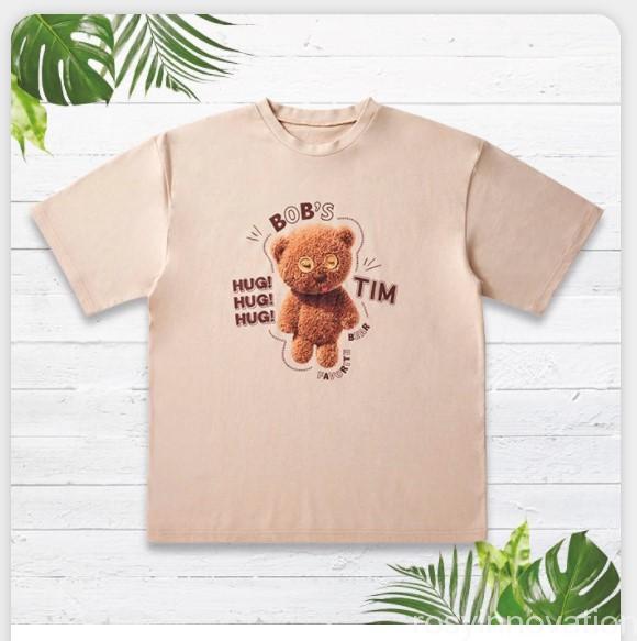 USJ2021夏グッズ MINIONS ENJOY the SEA Tシャツティム