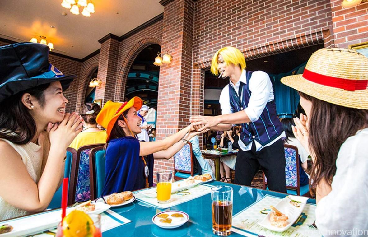 サンレス2021 (7)ワンピースレストラン