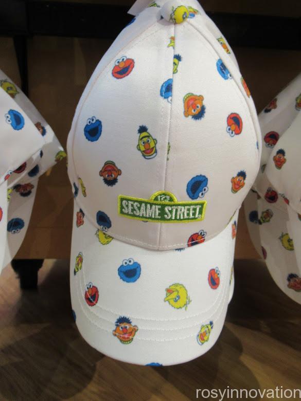USJ夏帽子2021まとめ セサミ 総柄