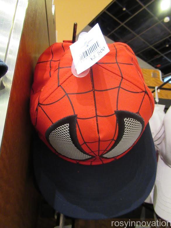 USJ夏帽子2021まとめ スパイダーマン