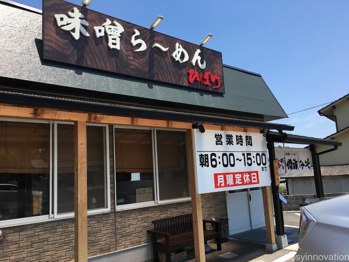 味噌ラーメンひばり (1)住所