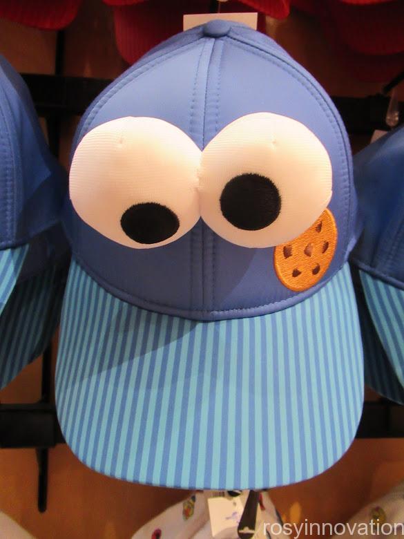 USJ夏帽子2021まとめ セサミ クッキーモンスター