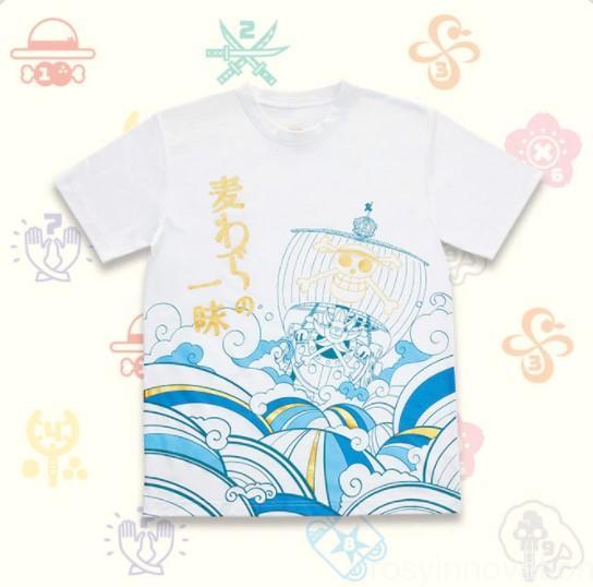 USJワンピースグッズ2021 ファッション Tシャツ
