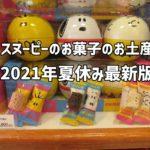 【USJ】スヌーピーのお菓子のお土産2021夏最新版☆おすすめは?会社友人自宅用それぞれご紹介!