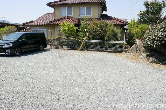 田吾作 津山 (9)駐車場