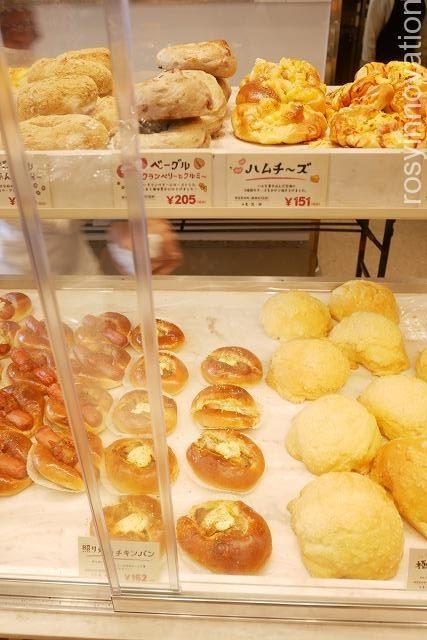ねこねこ食パンハートブレッドアンティークアリオ倉敷 (1)メロンパン