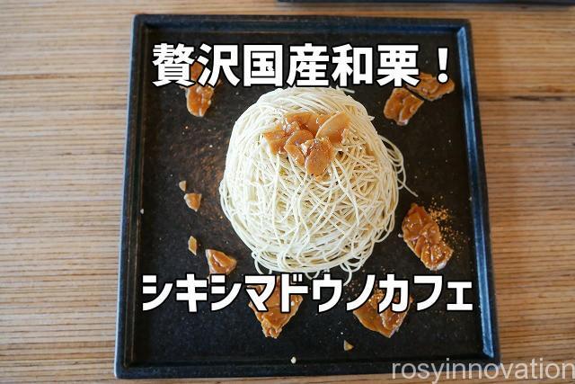 シキシマドウノカフェ平井店 (21)