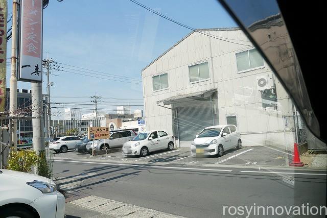 ラーメン一喜 (8)駐車場