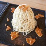 【岡山グルメ】シキシマドウノカフェ☆丸ごと栗の味!しぼりたてモンブランが絶品の敷島堂カフェ