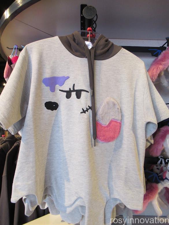USJ2021年ハロウィンスヌーピーグッズ ファッション パーカー