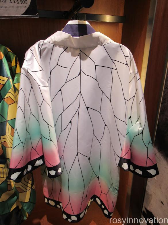 USJ鬼滅の刃グッズ ファッション2 羽織しのぶ裏