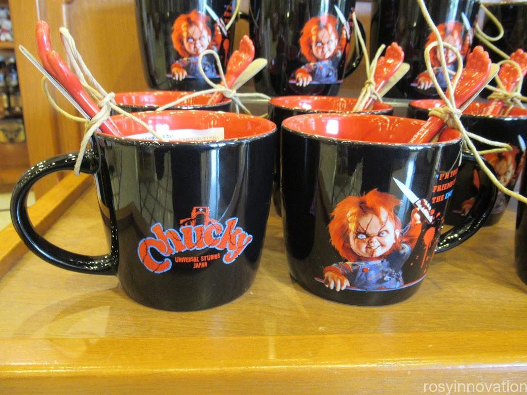 USJチャッキーグッズ2021ハロウィン 雑貨 マグカップ