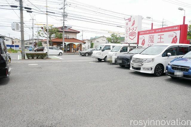 食楽 (16)駐車場