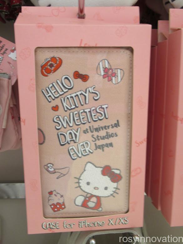 キティ&タイニーチャムのグッズ「SWEETEST DAY EVER」 雑貨 iPhoneケース