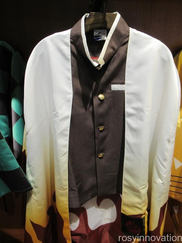 USJ鬼滅の刃グッズ ファッション2 羽織煉獄