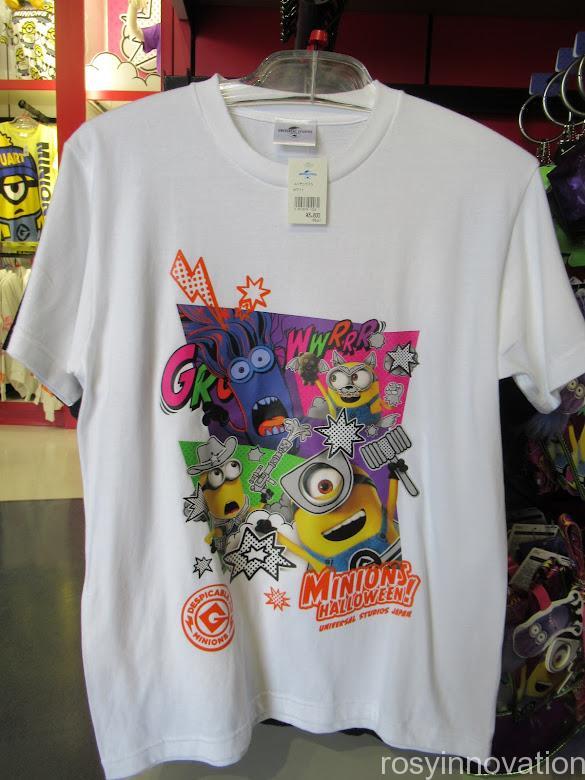 ミニオンのハロウィングッズ2021 身に着け Tシャツ