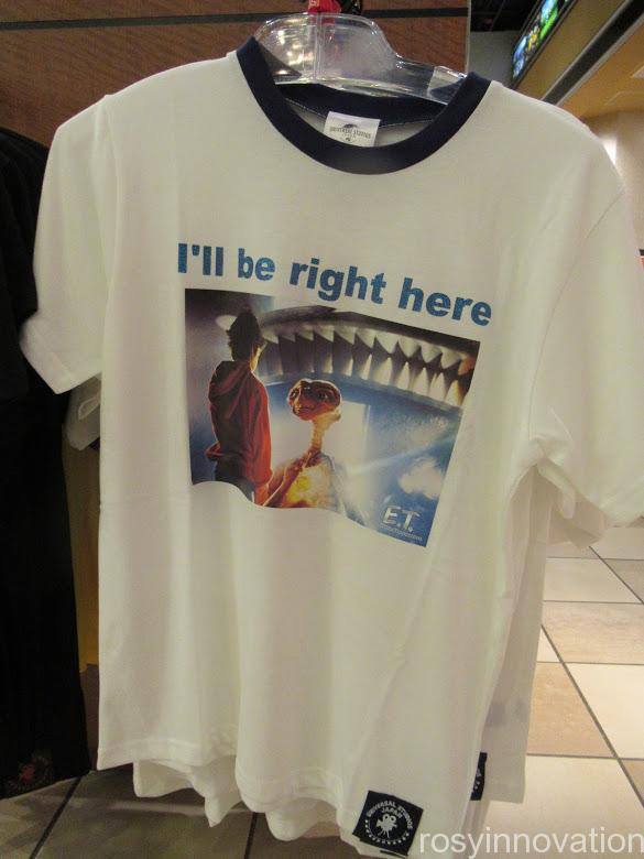 USJ Tシャツ E.T.