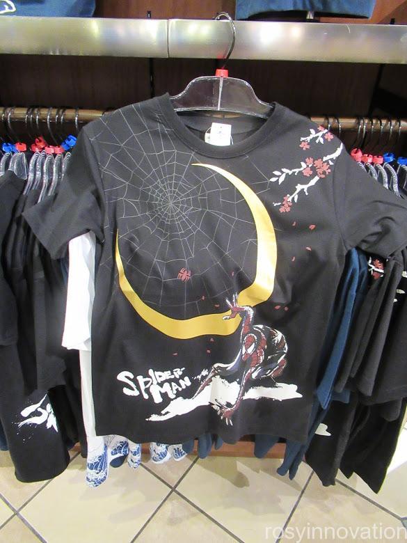 USJ Tシャツ スパイダーマン 和風