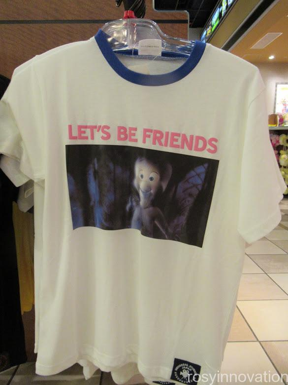USJ Tシャツ チャッキー キャスパー