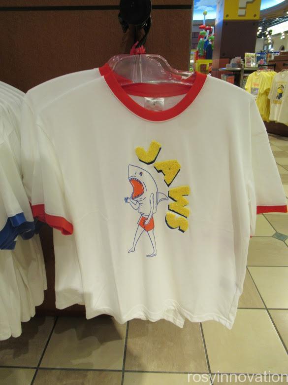 USJ Tシャツ ジョーズ 鮫人間