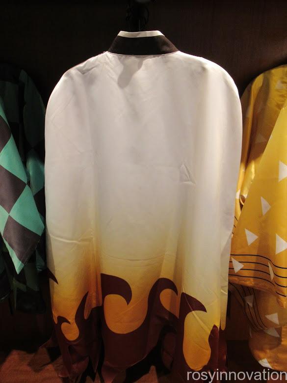 USJ鬼滅の刃グッズ ファッション2 羽織煉獄ura