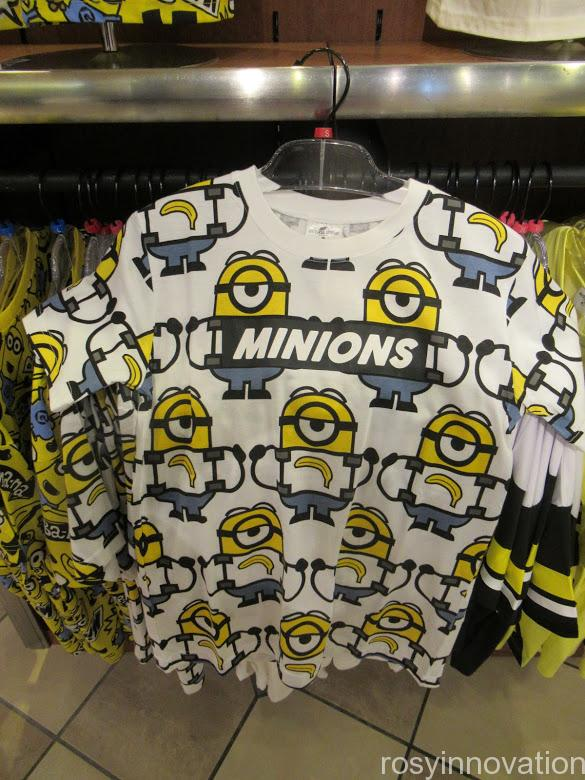 USJ Tシャツ ミニオン バナナ